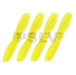 Dal 5045 Bullnose 5 inch V2 2 blade multirotor prop MR1172-Yellow