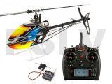 BLH4750-DX7   Blade 360 CFX  BNF + Spektrum DX7   AR8000