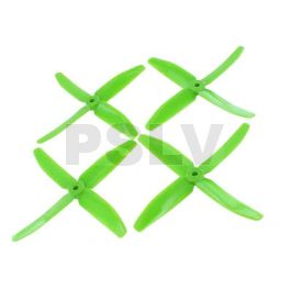 Dal 5045 V2 5 inch 3 blade multirotor prop T5045 MR1213-Green