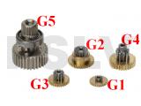 HSP52501 DS525 Servo Gear Set