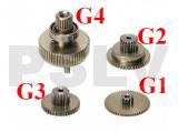 HSP65502 DS655 Servo Gear Set