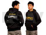 HOC00207-5  Align DFC Hoody Black Size XL